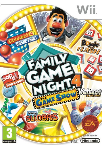 Family Game Night 4 : the Game Show [import anglais]