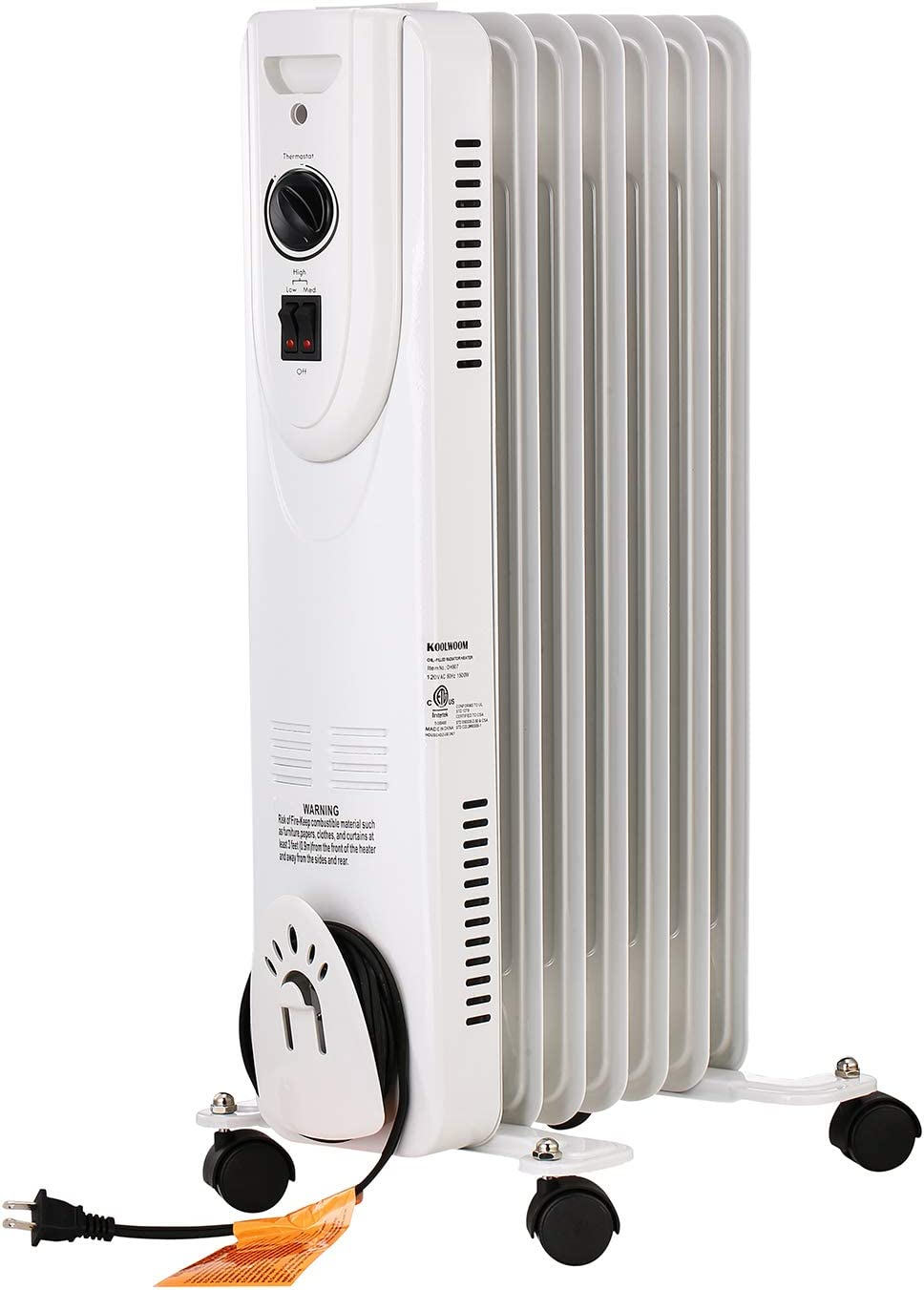 outdoor basic Electric Limited price sale Oil Al sold out. Filled Radiator Heater Adjustabl with