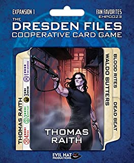 Evil Hat Productions DFCO: Fan Favorites Expansion Role Play Game