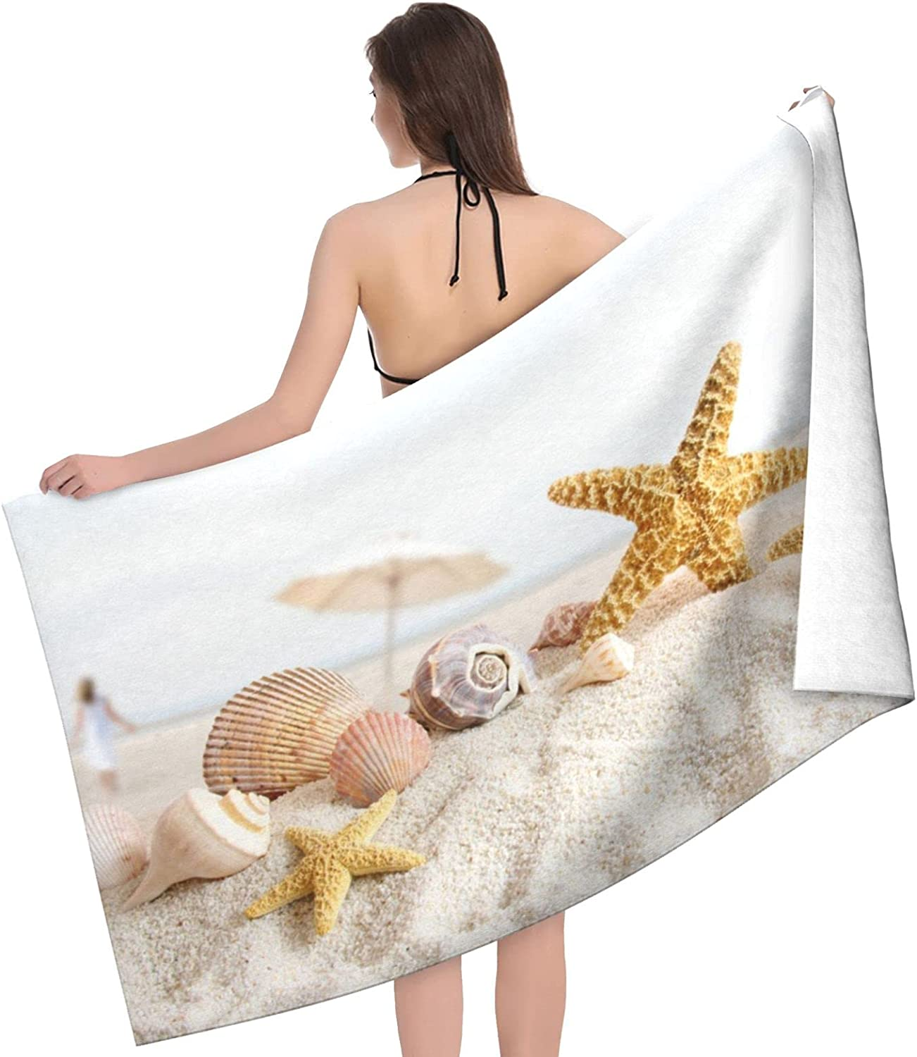 Beach Theme Animer and price revision Print Adult Towels - Towel Double Sided Max 67% OFF