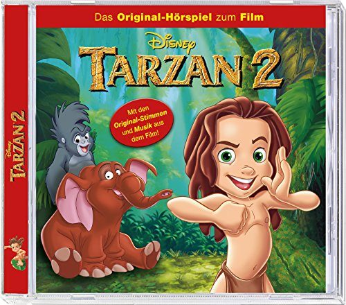 Tarzan 2 - Das Original - Hörspiel zum Film