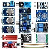 Generic 16 in 1 Sensor Modules Project Starter Kits for Arduino Raspberry Pi Smart Home