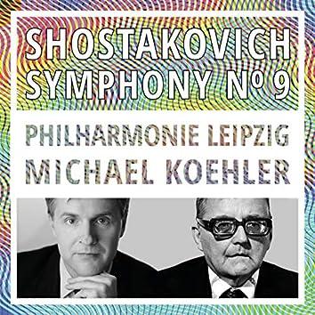 Shostakovich: Symphony No. 9, Op. 70 (Live)