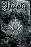 Empire Merchandising 619631 Slipknot Pentagram Musikposter