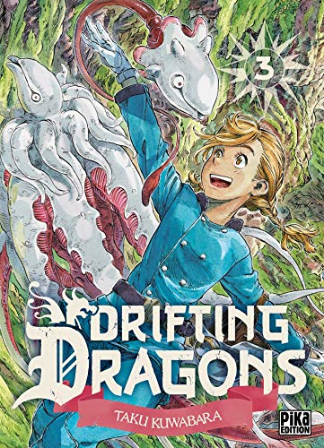 Drifting Dragons Edition simple Tome 3