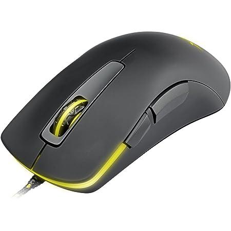 Xtrfy M1 Gaming Maus Schwarz Computer Zubehör