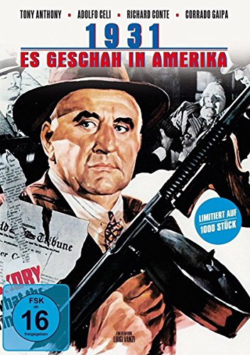 1931 - Es geschah in Amerika [Limited Edition]