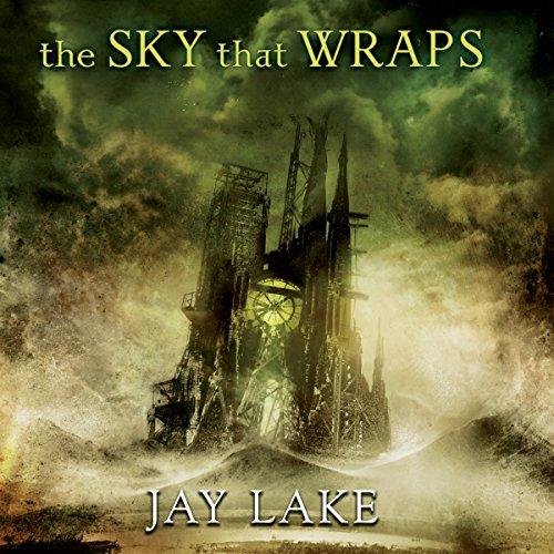 The Sky That Wraps audiobook cover art