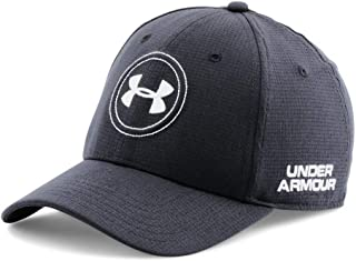 Under Armour Men's Tour Cap 2.0 Black/White/White MD/LG
