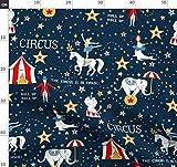 Zirkus, Zirkustier, Elefant, Pferd Stoffe - Individuell
