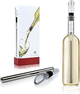 Wijnkoelingstang, roestvrijstalen bierkoeler, draagbare koelkast voor koeldranken, geschikt voor buitenkamers, strandfeest...