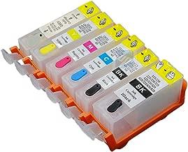 UniPrint 6 colors PGI225 BK CLI-226 GY Fo MG8120 MG6120 MG8220 MG6220 refillable ink cartridge kit PGI-225