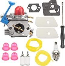 Hayskill C1Q-W40A Carburetor for Husqvarna 545081848 128CD 128C 128LD 128L 128LDX 128R 128RJ 128DJX String Trimmer/Brush Cutter Carb Replace C1Q-W38 545130001