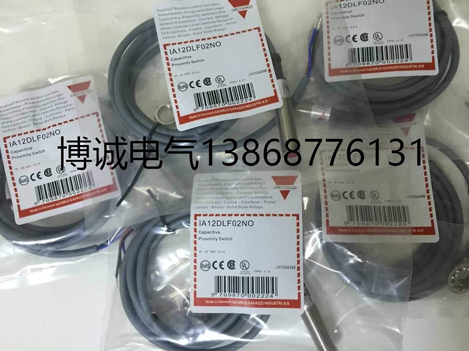 New Original IA18ASF08DCM1 Warranty for Two Year