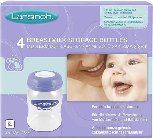 Mejor calificado en Recipientes para leche materna y reseñas ...