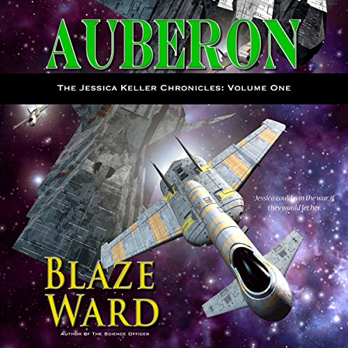 Auberon audiobook cover art