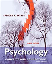 Psychology: Concepts & Connections, Brief Version