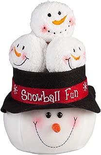 DEI Snowball Fun Set, 6
