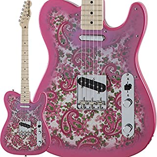Fender Traditional '69 Telecaster (Pink Paisley) [Made in Japan] (Japan Import)