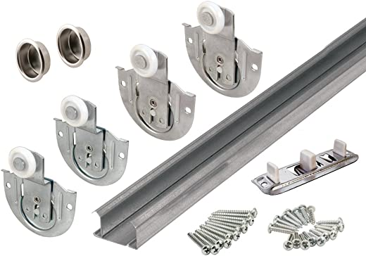 ✅Prime-Line Products 163592 Bypass Closet Track Kit, 96-Inch #Tools & Home Improvement Hardware
