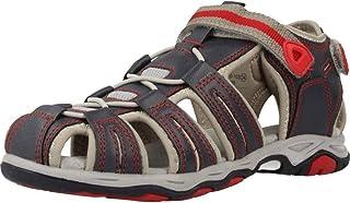 Kickers Unisex Kid's Kawa Closed Toe Sandals
