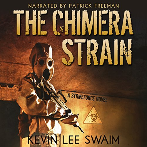 The Chimera Strain audiobook cover art