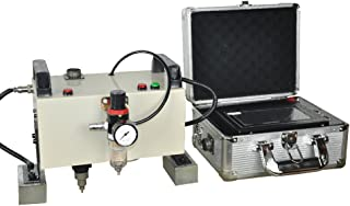 HeatSign CNC Pnematic Metal Engraving Machine Handheld,Portable Industry Marking Systems for Creat Permanent Parts Marks