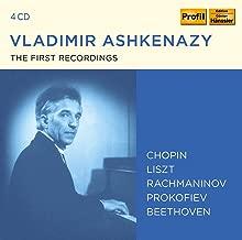 Vladimir Ashkenazy: The First Recordings