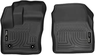 Husky Liners Fits 2014-19 Ford Transit Connect Weatherbeater Front Floor Mats