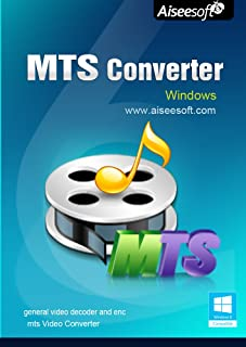Aiseesoft MTS Converter [Download]