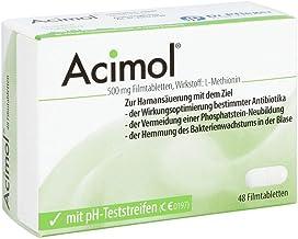 Acimol Filmtabletten zur Harnansäuerung, 48 St. Tabletten