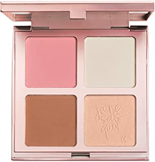 IT COSMETICS Your Je Ne Sais Quoi Complexion Perfection Face Palette - 100% Authentic