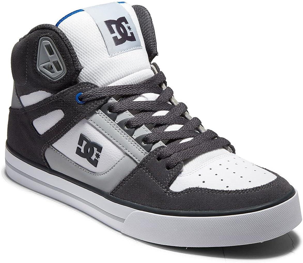 DC Shoes Pure High-Top WC, Zapatillas Hombre