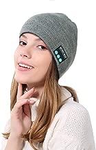 Yutao Bluetooth Beanie Hat, Winter Outdoor Sport Knit Cap with Wireless Stereo Headphone Headset Earphone Speaker Mic