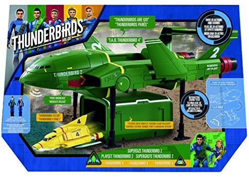 Thunderbirds - 90295.5200 - Playset Thunderbird 2