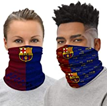 2 Pcs Bandana Face Mask Neck Gaiter, Scarf Balaclava Headwear Ice Silk Tube Windproof Cooling Sports Face Cover