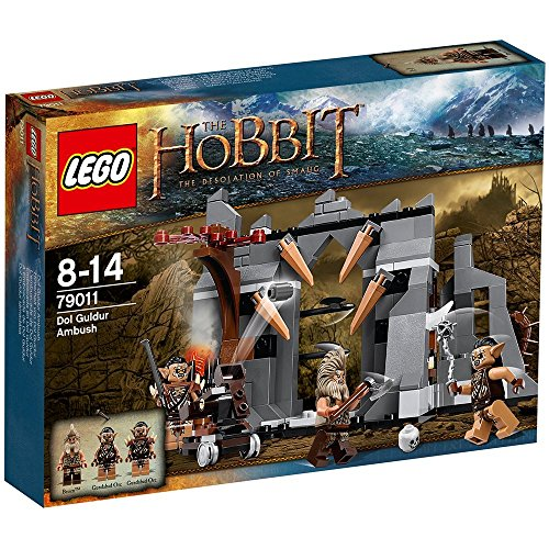 LEGO The Hobbit 79011 - Hinterhalt von Dol Guldur