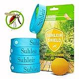 Bracelet anti-moustique 5 et 6 patch,Adultes et Enfants Bracelet moustique, bracelets répulsifs Moustique Bracelet Anti Mouches, Insectes etc