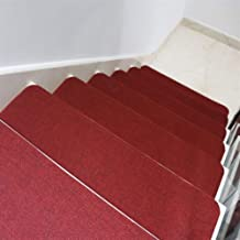 Non-Slip Stairs, Stairs, Marble Stairs, Protection Pads, Stair mats, self-Adhesive Stair mats for Home Decorations (Color ...