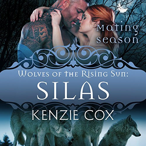 Silas audiobook cover art