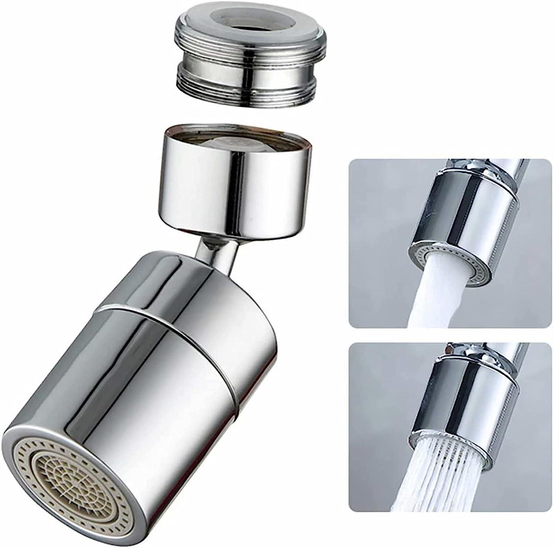 Water Tap Aerators 360-Degree Swivel Sink discount Faucet Aerator Max 50% OFF Upgrade