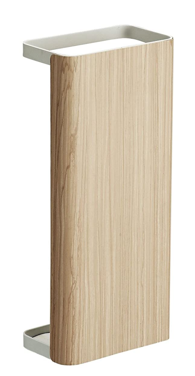 謙虚な毎回調停する宮武製作所 傘立て 幅20×奥行き12×高さ45cm アンブレラスタンド TEER(ティール) KB-100M ナチュラル