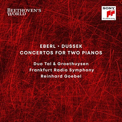 Tal & Groethuysen, The Frankfurt Radio Symphony & Reinhard Goebel