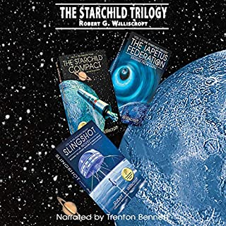 The Starchild Trilogy                   Written by:                                                                                                                                 Robert Williscroft                               Narrated by:                                                                                                                                 Trenton Bennett                      Length: 48 hrs and 26 mins     Not rated yet     Overall 0.0