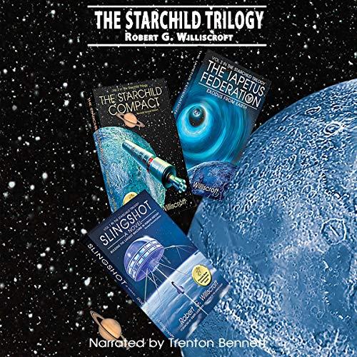 Couverture de The Starchild Trilogy