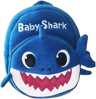 baby shark bookbag