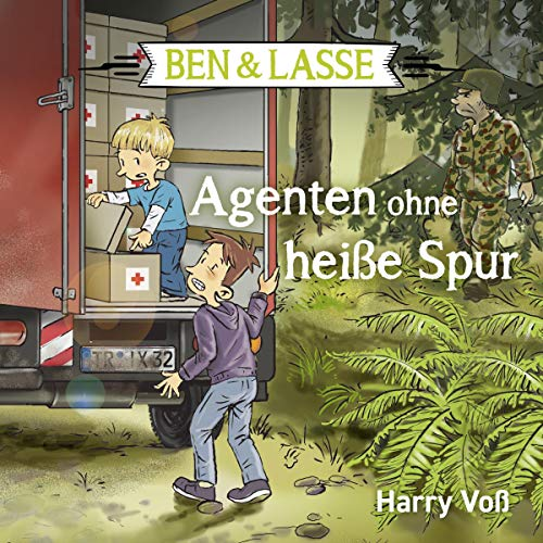 Agenten ohne heiße Spur cover art