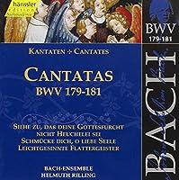 Bach:Cantatas Bwv.179