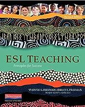 Best esl teaching principles for success Reviews