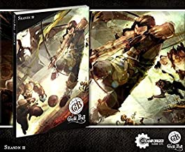 Steamforged Games Guild Ball Season 2 Rulebook with Sleeve